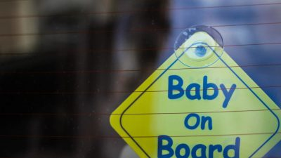 Baby on Board? Follow These Safe Driving Tips.